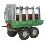 Причіп Rolly Toys Timber Trailer